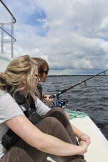 Boating river shannon 2