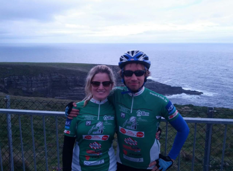 Cycling Mizen Head Cork