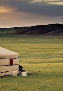 Nomadic herders
